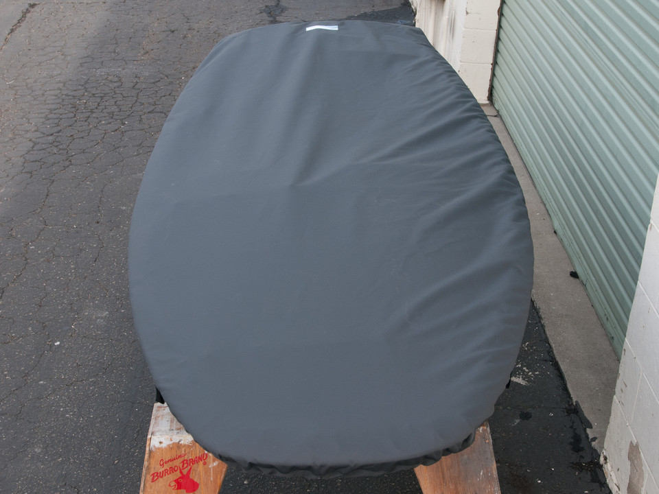 Topper Sailboat Deck Cover