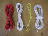 Line kit to fit Hobie® Wave Classic or Club - made of quality rope from Marlow, Samson, and / or Bainbridge.