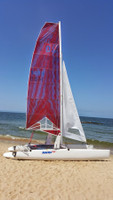 Nacra 5.8 Radial Injection Laminate Square Top Main