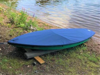 Windflite 14 Sailboat Top Cover - Boat Deck Cover