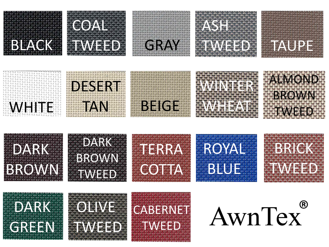 The Macro Cover by SLO Sail and Canvas is available in many colors of high quality Awntex 160