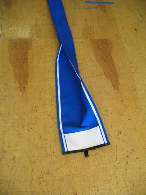 Jib Snorkel to fit Hobie Miracle 20 by SLO Sail and Canvas