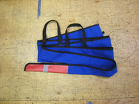 Mast Bag for Catalina Expo 12.5 mast by SLO Sail and Canvas.