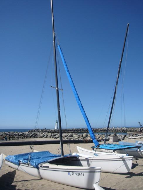 Nacra 5.7 Jib Snorkel by SLO Sail and Canvas