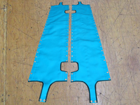 Textilene 90 Mesh Wing Set to fit a Hobie 21 by SLO Sail and Canvas