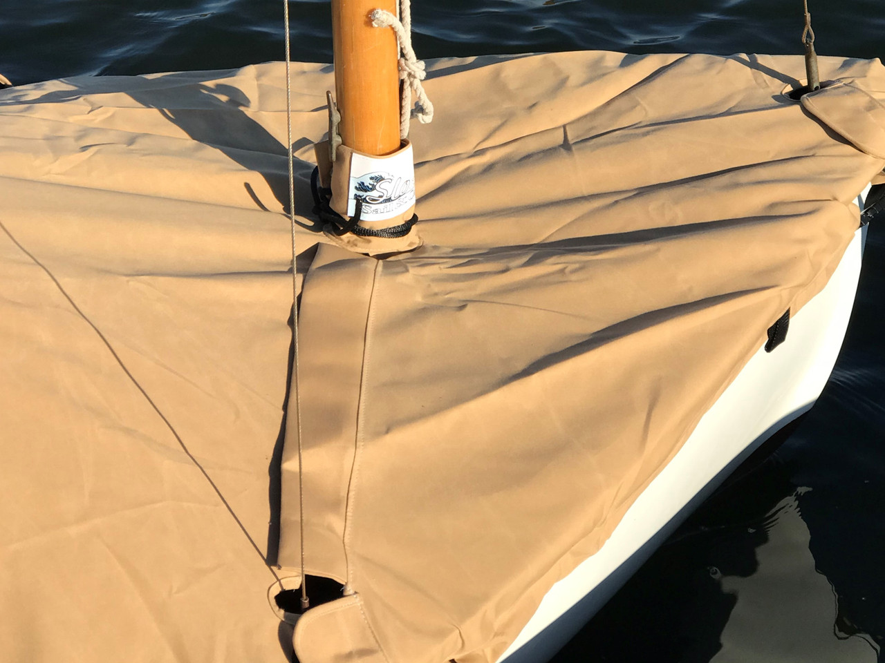 Mooring Cover by SLO Sail and Canvas.