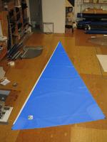 Nacra 6.0 Jib Sail Color Dacron