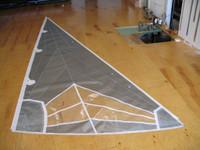 Nacra 6.0 Jib Sail Radial Laminate