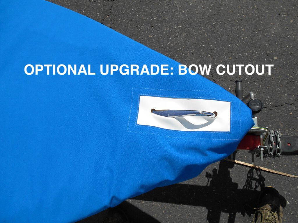 Optional Upgrade: Add a Bow Cover for easy access to your bow handle.