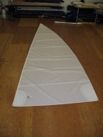 Venture 15 Straight Hull White Dacron Main Sail