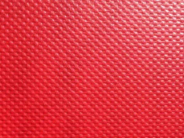 Shown in red 22oz. vinyl coated Polyester.