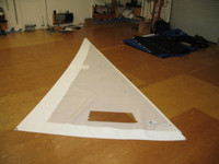 Jib Sail to fit Hobie® 21 SE - White Dacron