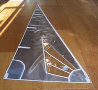Nacra 5.2 Jib Sail Radial Laminate