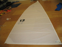 Mainsail to fit Hobie® 18 - White Dacron