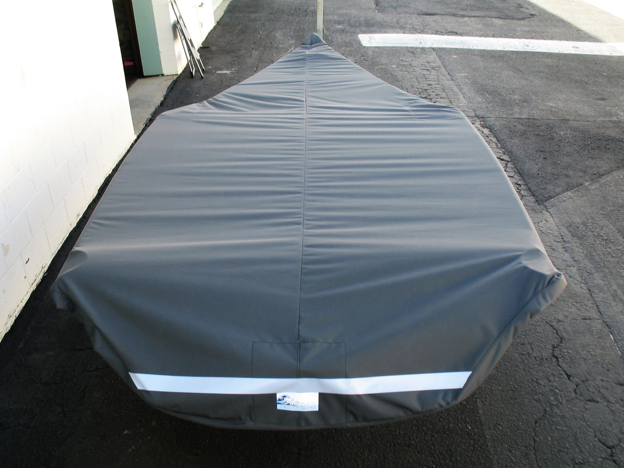 Optional reflective tape shown