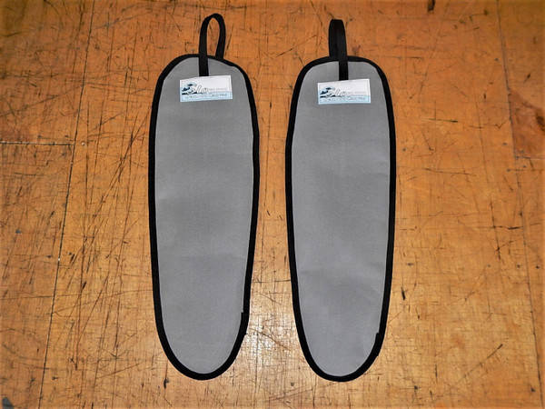 Rudder Covers to fit most Hobie Rudders by SLO Sail and Canvas