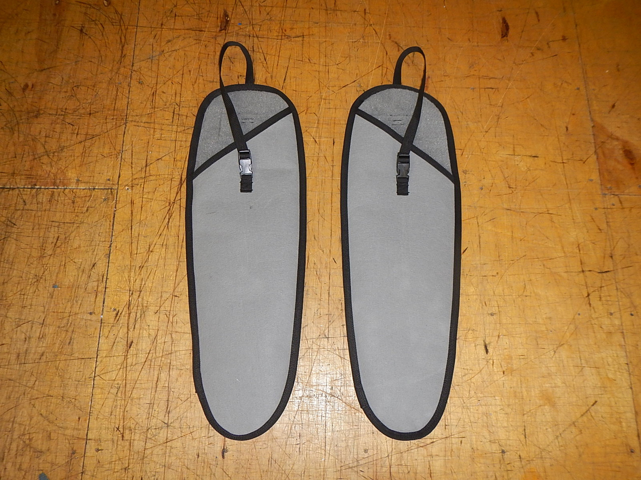 Rudder Covers to fit most Hobie Rudders made of protective Spectropile marine carpet!
