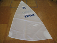 Omega 14 White Daysailing Mainsail