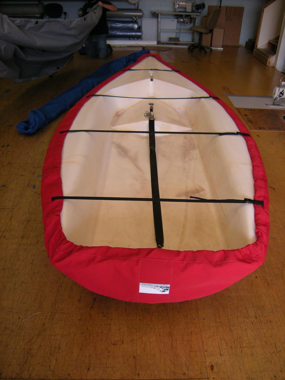 Holder 12 Sailboat Bottom Cover - Boat Hull Cover
