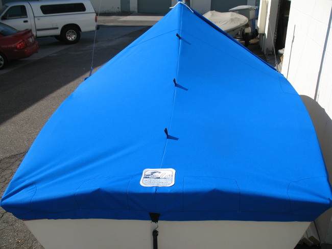Blue Jay Mast Up Mooring Cover Top Deck Storage Sailboat Sail Boat Sunbrella