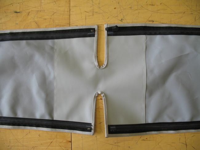 29'er Sailboat Mast Bag Cover