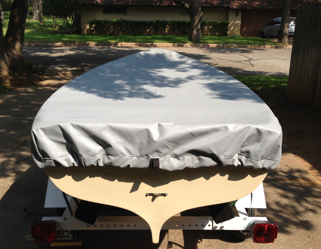 Top Cover to fit a Fatty Knees 8 sailing dinghy by SLO Sail and Canvas