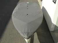 420 sailboat Top Cover by SLO Sail and Canvas