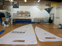 Sail Set to fit Hobie® 16 - White Dacron
