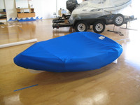 Walker Bay 10 RID 310 Sailboat Top Cover - Boat Deck Cover