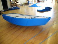 El Toro sailboat Hull Cover by SLO Sail and Canvas