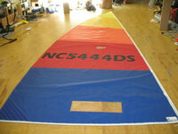 Mainsail to fit Hobie® 16 - Custom Color