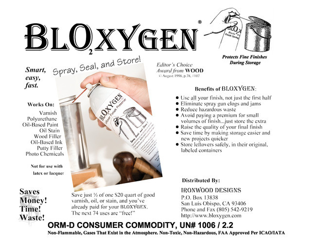 Read all about Bloxygen!