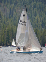 Holder 20 Race Level 155% Radial Genoa