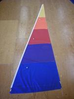Custom color pattern Prindle 18 Jib