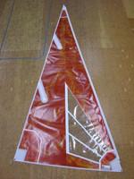 Nacra 5.2 Jib Sail Radial Injection Laminate