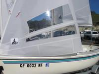 Capri 14.2 Race Jib