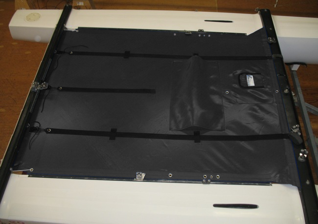 Trampoline to fit a Hobie Miracle 20 catamaran sailboat by SLO Sail and Canvas.