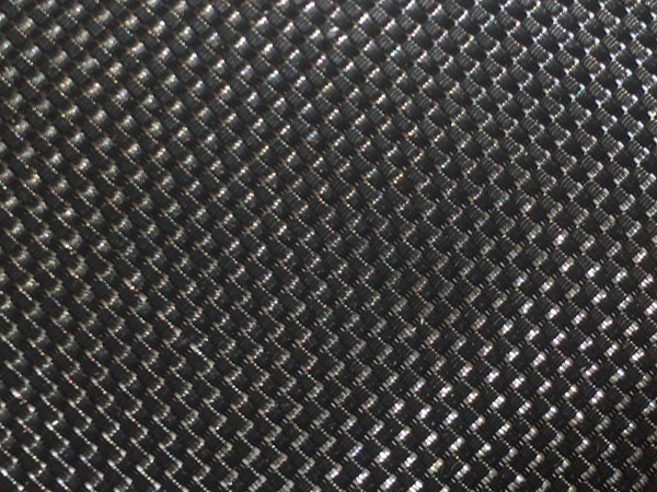 Made with 8oz basket weave bias cut black Polypropylene mesh, and your choice of thread.