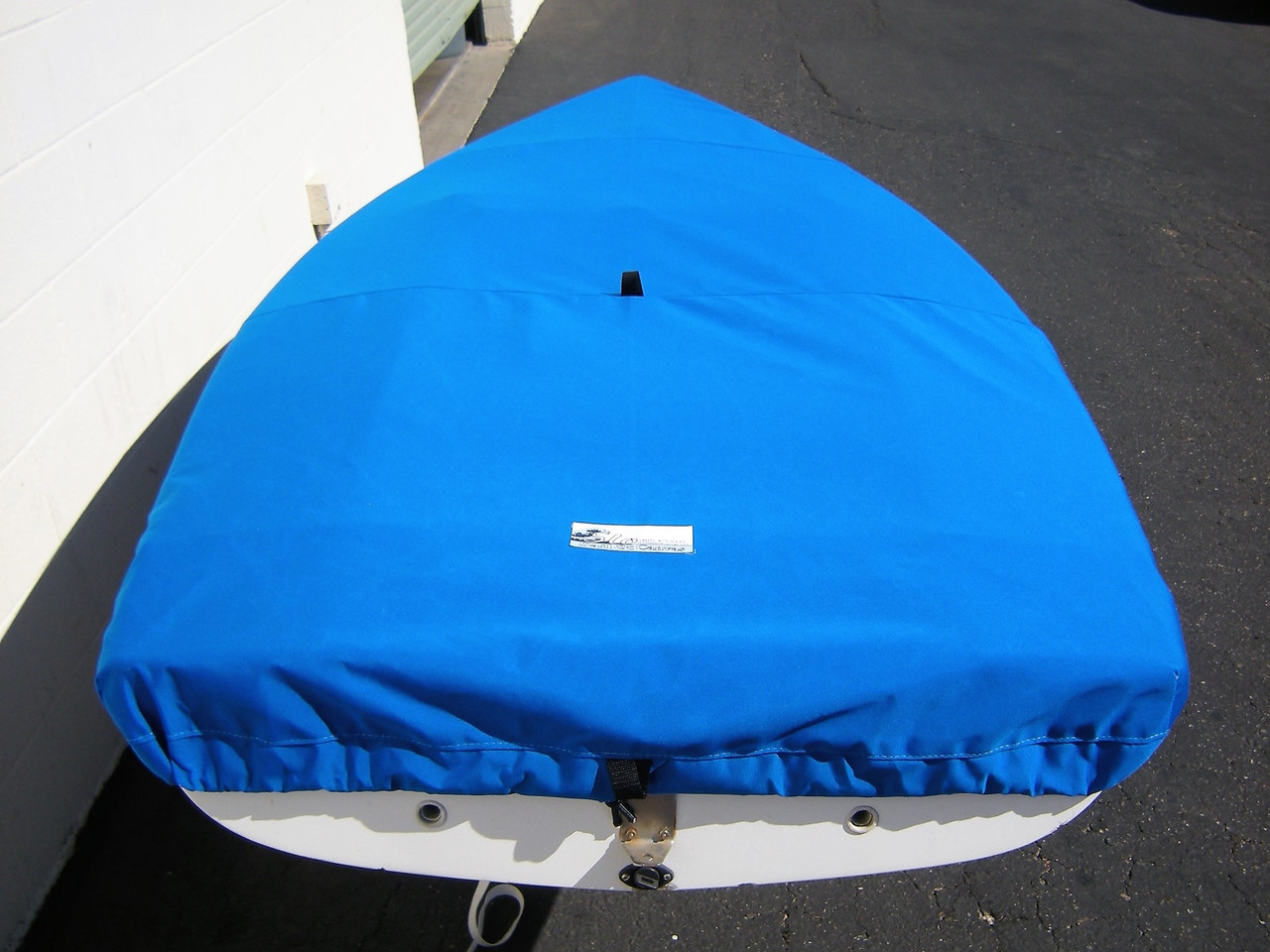 Capri 13 Wave Top Cover by SLO Sail and Canvas