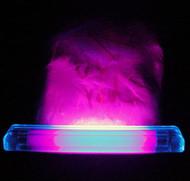 Red UV Black Light Powder near Black Light