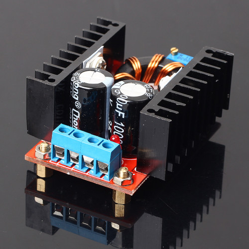 Adjustable Boost Converter Step-up Power Module 10-32V