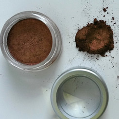 Clay Mineral Eye Shadow- COPPER FIRE