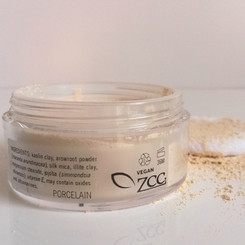 Silk Mineral Finishing Powder Veil -PORCELAIN
