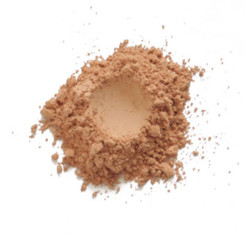 Clay Mineral Full Coverage Foundation-HONEY LIGHT