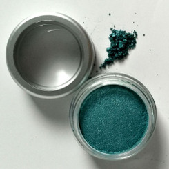Clay Mineral Eye Shadow- AQUA BLUE