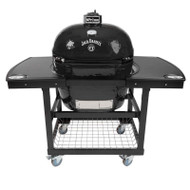 Primo Grill Jack Daniels Edition Oval XL 400 with Cart 1 Piece JD Island Top