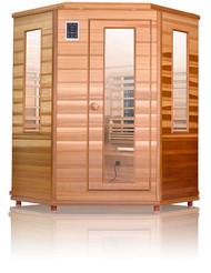 Health Mate Sauna Enrich Corner