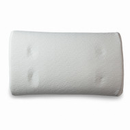 Our Restore pillow has ergonomic features to let your head rest easy and give you a better night's sleep.