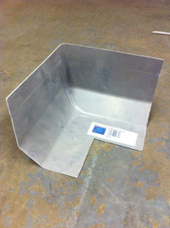 C3 Internal Angle Fillet Corner