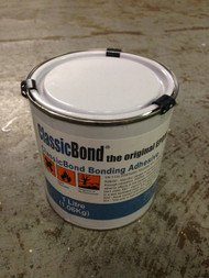 Classic Bond Solvent Based Bonding Adhesive 1Ltr Tub